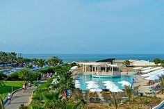 Aquis Sandy Beach - Agios Georgios, Kreikka - #Finnmatkat