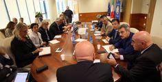 """Si consolida il """"Patto per la Calabria"""" tra la Regione, Unindustria e i Sindacati calabresi"""