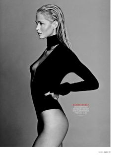 liegt nicht jedem: erin heatherton by russell james for gq germany july 2013 | visual optimism; fashion editorials, shows, campaigns & more!