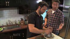 Jamie Oliver & Nate Berkus:: Chicken Satay in minutes