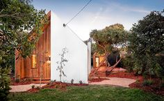 Beach House by Auhaus Architecture   Home Adore  Zomg! - unclutttered, warm wood, in harmony with outside...love