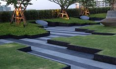 Keio University Roof Garden, Tokyo, Japan by Michel Desvigne - Google Search