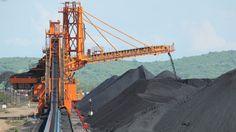 モアティーズ炭鉱貯炭場