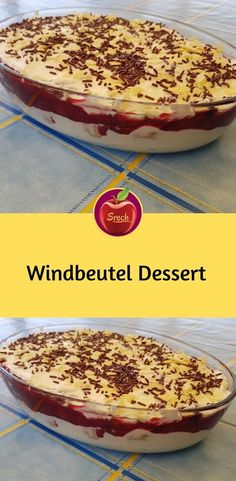 Windbeutel Dessert and Drink deserts dessert recipes Vegan Avocado Recipes, Healthy Dessert Recipes, Baby Food Recipes, Cookie Recipes, Snack Recipes, Dessert Party, Dessert Food, Cream Puff Dessert, Tapas