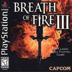 ON SALE NOW! (Breath Of Fire 3 III) - AllStarVideoGames.com