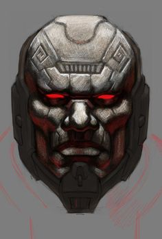 New Images: Possible Concept Design For Darkseid In Justice League Movie Comic Villains, Comic Book Characters, Comic Character, Comic Books Art, Comic Art, Marvel Heroes, Marvel Comics, Darkseid Dc, Arte Dc Comics