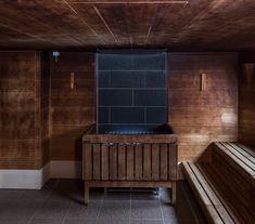 Sauna in the SPA area of the Falkensteiner Hotel Cristallo, Katschberg, Carinthia Carinthia, Spa, Home Decor, Family Activity Holidays, Interior Design, Home Interior Design, Home Decoration, Decoration Home, Interior Decorating