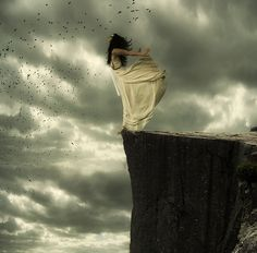 A gust of wind blew across the rock whipping my skirt behind me. I closed my eyes and leaned in to it seeking the peace that eluded me. Any other day the feel of the wind as it danced across my skin would have brought a sense of calm, but today not even it could help my mood.