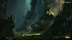 Download The Beautiful HD Image Of Lord Shiva's Statue In Hill Area