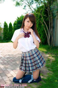 Airi Shimizu - Adorable Osaka Idol