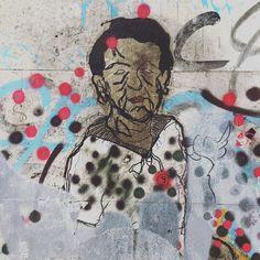The Old Lady (Berlin 2016) #sonnenallee #neukölln #neukoelln #berlin #berlincity #berlinstagram #ig_berlin #igersberlin #igberlincity #streetart #graffiti #streetarteverywhere #wallart #oldlady #altefrau #lady #oldwoman #grafittiart #grafittiporn