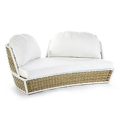 Ravello Oasis Daybed with Cushions by Porta Forma