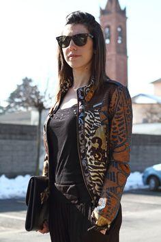 Tessuto Jacquard per la mia nuova giacca - Karen P. 8e5d0ef4a0d