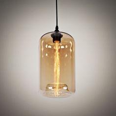 NEW-Modern-Retro-Glass-Pendant-Lamps-Kitchen-Bar-Cafe-Hanging-Ceiling-Light