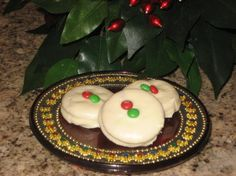 Easy Ritz Candy Coated Cookies for Christmas and All the Holidays.  The kids and I have always loved to make these