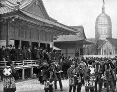 JAPAN EXHIBIT, COLUMBIAN EXPOSITION 1893