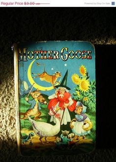 Old Mother Goose Teams with Whitman Publishing to Create Magic - pinned by pin4etsy.com