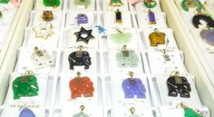 Jade house has a huge selection of pendants, necklaces and more!!