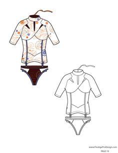 Free Fashion Sketch Templates