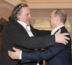 Depardieu a rencontré Poutine et récupéré son passeport russe - http://www.andlil.com/depardieu-a-rencontre-poutine-et-recupere-son-passeport-russe-72827.html