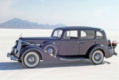 1937 Packard Eight Sedan