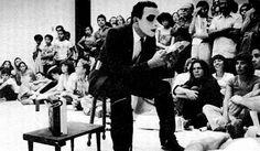 """Carlos Zerpa:  """"Ceremonias con armas blancas"""" 1981"""