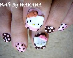 since i have an obsession with hello kitty i am going to learn how to do this