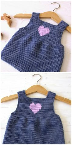 Crochet Baby Dress Ideas That You Will Be Keen To Make You are going to love this Crochet Baby Dress Pattern Ideas and we have a number of cute projects including free patterns for you to try.
