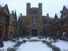Coughton Court, England