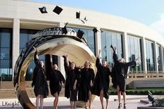 The joy of college graduation! Thanks girls for letting me capture it!