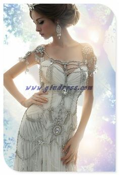 Not for me but I thought it was a pretty vintage stylevintage wedding dress  vintage wedding dresses