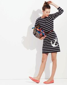 love this J Crew dress