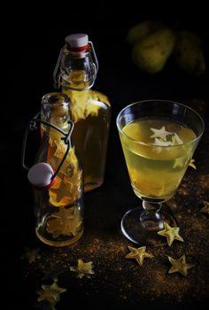 Sterntalersirup im Glas Coffee Maker, Kitchen Appliances, Dishes, Syrup, Sterne, Homemade, Glass, Recipies, Diy Kitchen Appliances