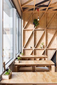 Jury Cafe / Biasol Design Studio