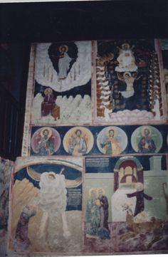 The Apocalypse. Xenophon Monastery