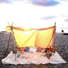 RV And Camping. Great Ideas To Think About Before Your Camping Trip. For many, camping provides a relaxing way to reconnect with the natural world. If camping is something that you want to do, then you need to have some idea Camping Snacks, Camping Diy, Beach Camping, Camping Ideas, Jeep Camping, Camping Stuff, Beach Travel, Adventure Quotes, Adventure Awaits