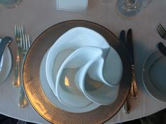 Yes, I just can't get enough of these nicely folded napkins on @AzamaraVoyages Quest #cruise