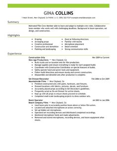 media production resume sample are really great examples of resume and curriculum vitae for those who are looking for job