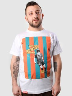 FootballCulture - Shirt Messi Barça