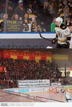 Tyler Seguin.. may have been a man whore in high school. this was just too funny not to pin.