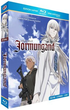 Jormungand - Intégrale - Edition Saphir  2 Blu-ray  + Livret - BLU-RAY NEUF