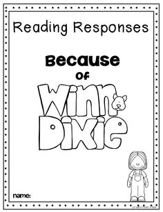 Because of Winn-Dixie Movie and Book Compare and Contrast