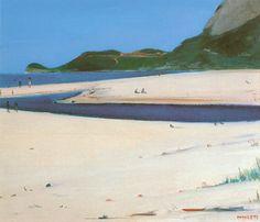 Jose Pancetti - Praia da Gávea, 1955