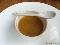 Vinagreta de miel y maracuyá - Fácil Sour Cream, Molho Teriyaki, Multicooker, Le Chef, Some Recipe, Vinaigrette, Preserves, Salads, Healthy Recipes