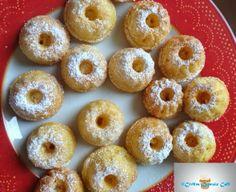 Céciles Cupcake Café: Eierlikör-Mini-Gugelhupf