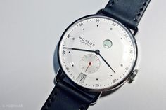 Introducing The Nomos Metro, With Nomos's New In-House Swing System Escapement (Live Pics & Pricing) — HODINKEE - Wristwatch News, Reviews, & Original Stories