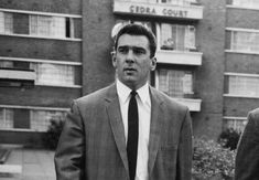 Yorkshire Ripper threw Ronnie Kray 'like a rag doll' in bust-up claims Scots associate of twins Ron Kray, Peter Sutcliffe, Sea Video, The Krays, Gangster Films, East End London, Twin Brothers, Black Sabbath, Rare Photos