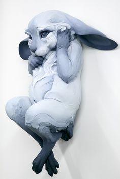 Beth Cavener - Follow the black rabbit | Dont go…