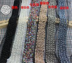 1 Yards Main Or Ruban Perles Dentelle Strass Maille Ruban Applique À Coudre Accessoires Artisanat Pour Vêtements De Mariage Robe dans Dentelle de Maison & Jardin sur AliExpress.com | Alibaba Group