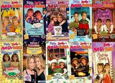 @Emily Schoenfeld Schoenfeld Smith and I were obsessed with Mary  Kate and Ashley movies.